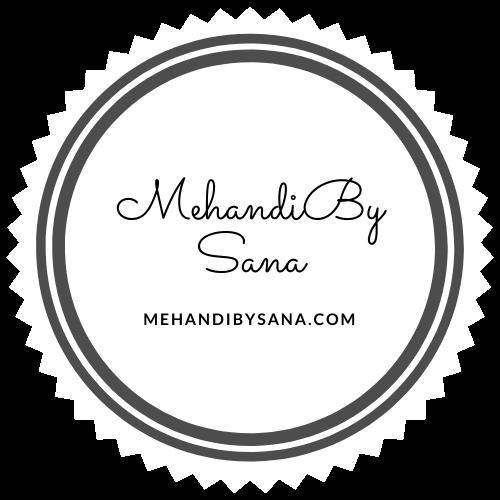 Mehandi By Sana